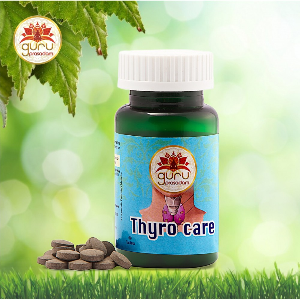 Thyro Care - Best Ayurvedic Medicine for Thyroid