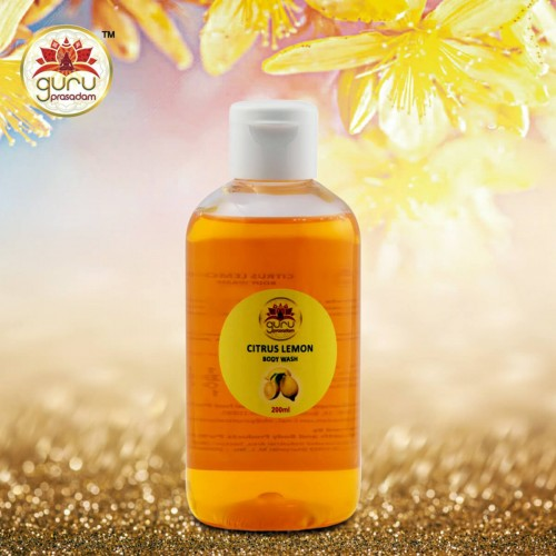 Body Wash - Citrus Lemon