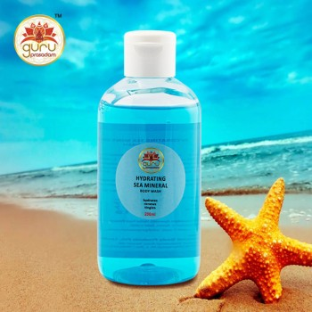 Body Wash - Hydrating Sea Mineral