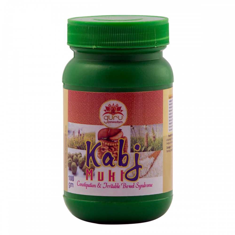 Kabj Mukt - Herbal Medicine for Constipation Problem