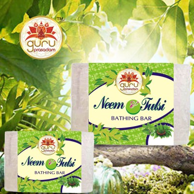 Neem & Tulsi Bathing Bar