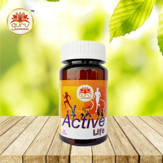 Active Life Tablets