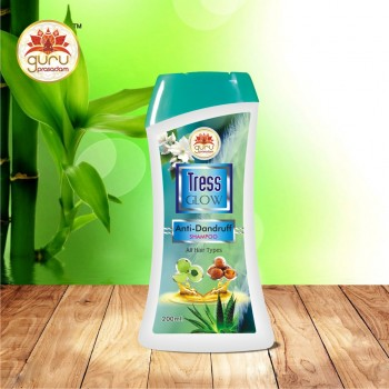 TRESS GLOW ANTI DANDRUFF SHAMPOO 200 ML