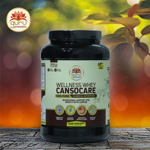 Wellness Whey Canso Care Protein