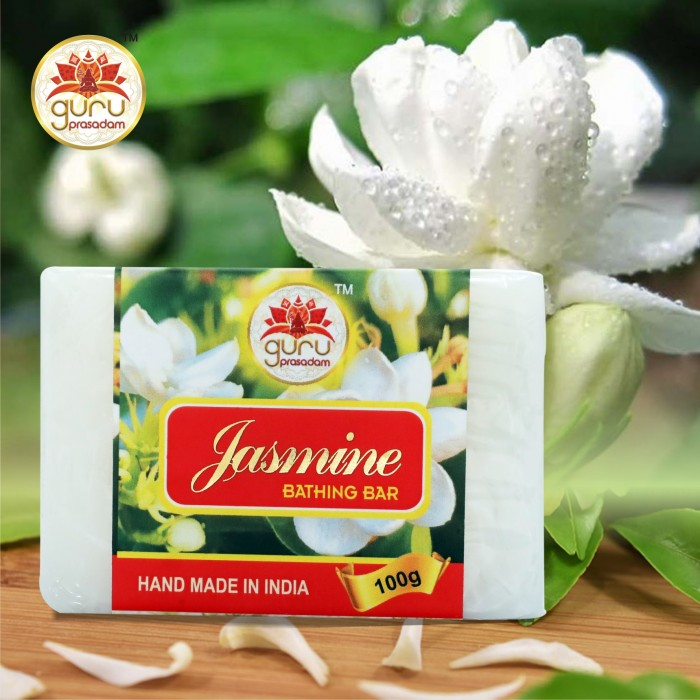 Jasmine Bathing Bar