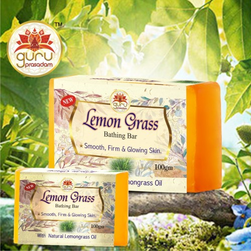 Lemon Grass Bathing Bar