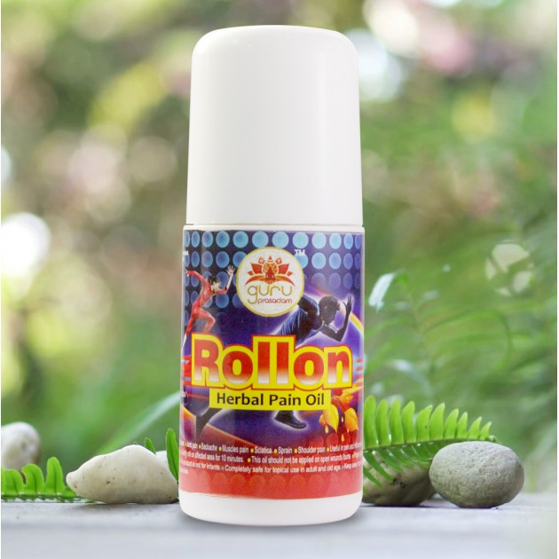 Rollon Herbal Pain Relief Oil