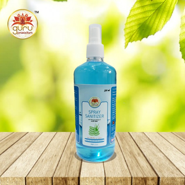 ALOEVERA SPRAY SANITIZER