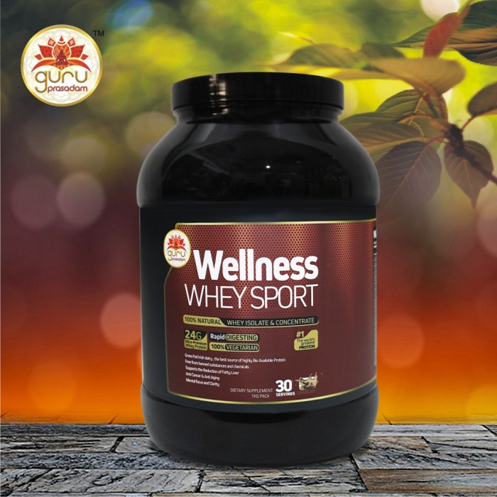 Whey Wellness Sports - Winter Edition