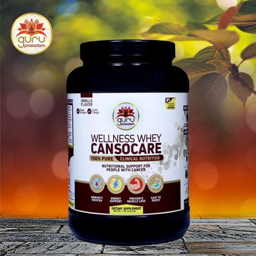 Wellness Whey Canso Care Protein Vanilla...