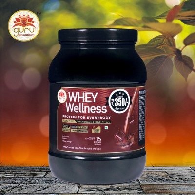 WELLNESS WHEY PRO CHOCOLATE