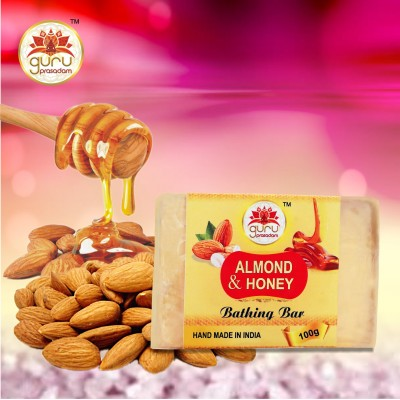 ALMOND & HONEY BATHING BAR