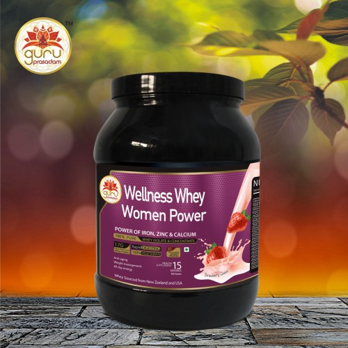 Wellness Whey Women Power