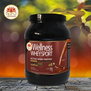 Whey Wellness Sports