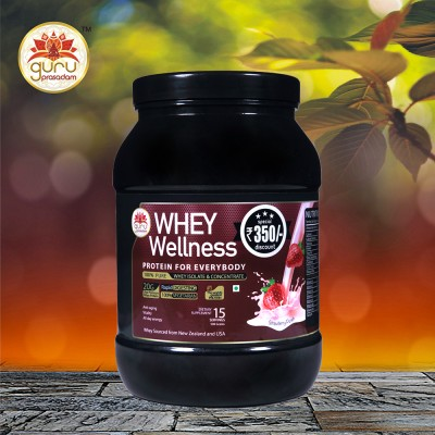 Wellness Protein Strawberry Flavor