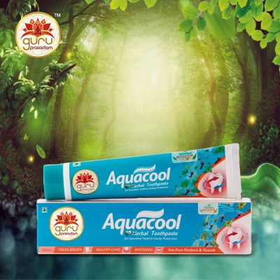 AQUACOOL TOOTHPASTE