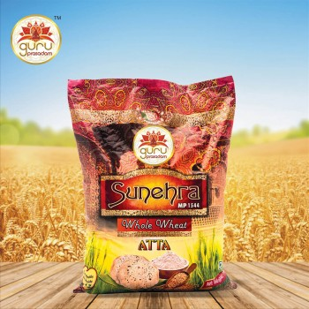 Sunehra MP 1544 Whole Wheat Atta