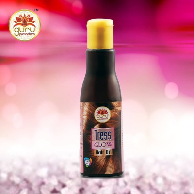 TRESS GLOW HAIR OIL
